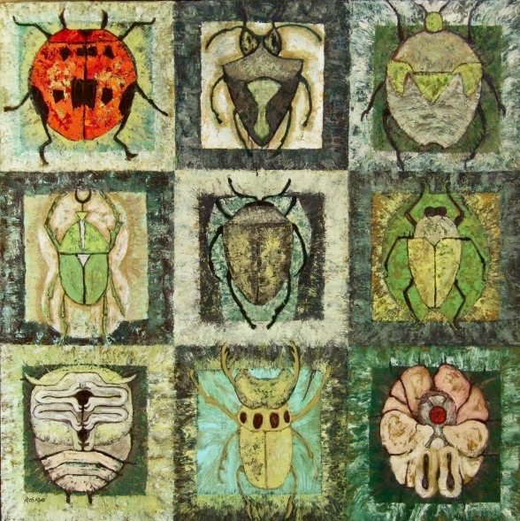 insectos 130 x 130